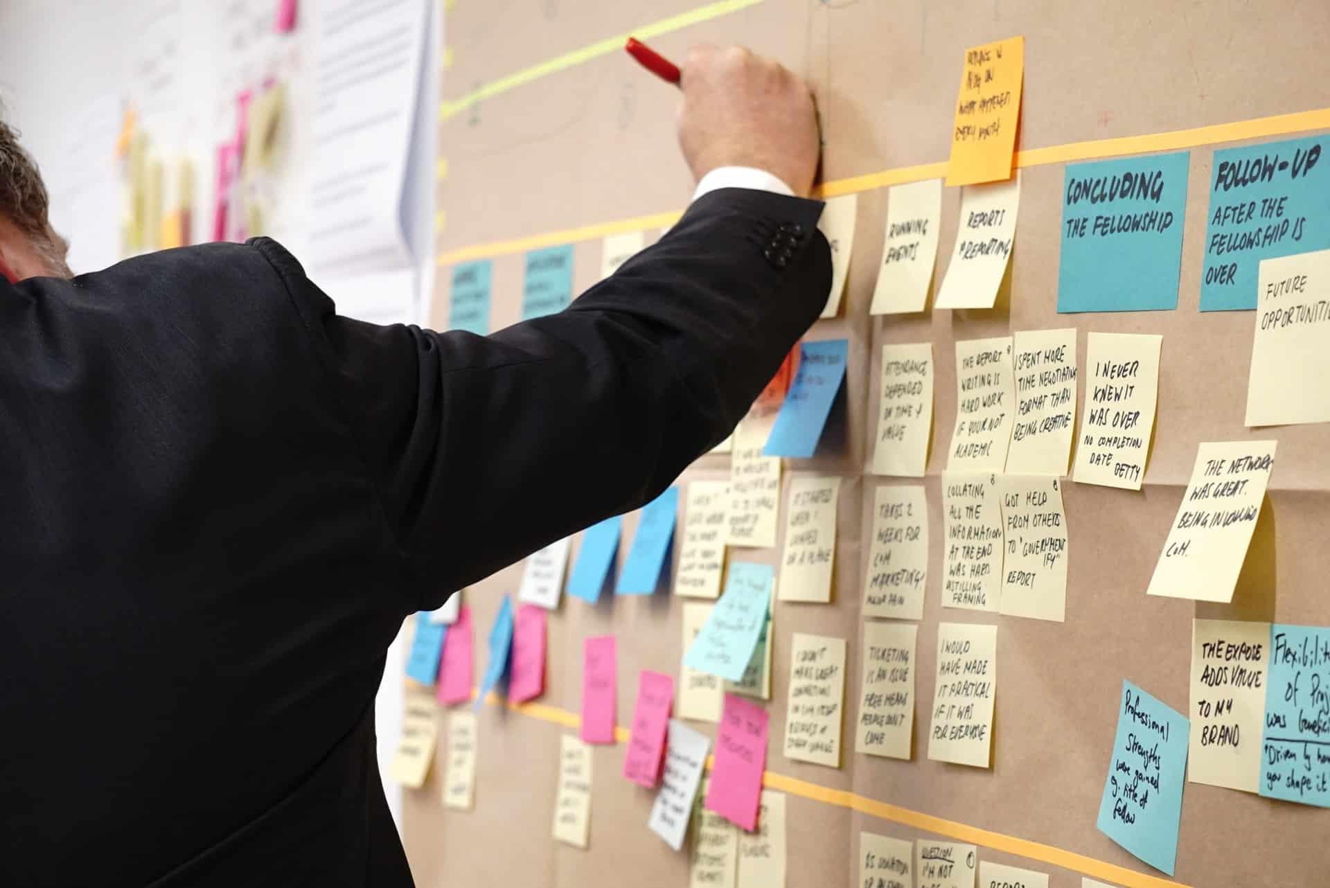 Business Project Management Header Image