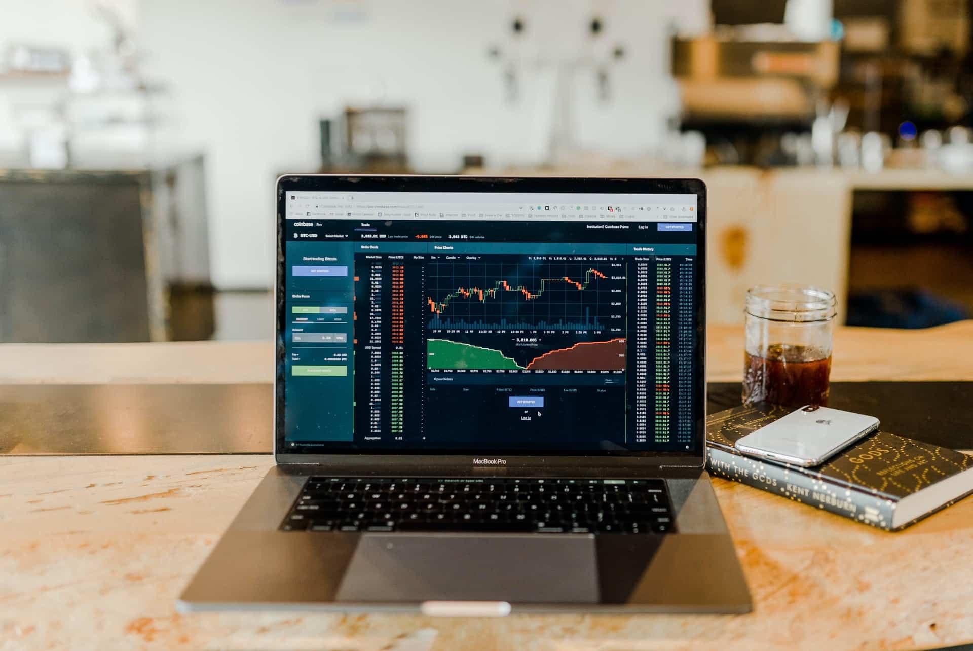 Crypto Trading Simulator Header Image