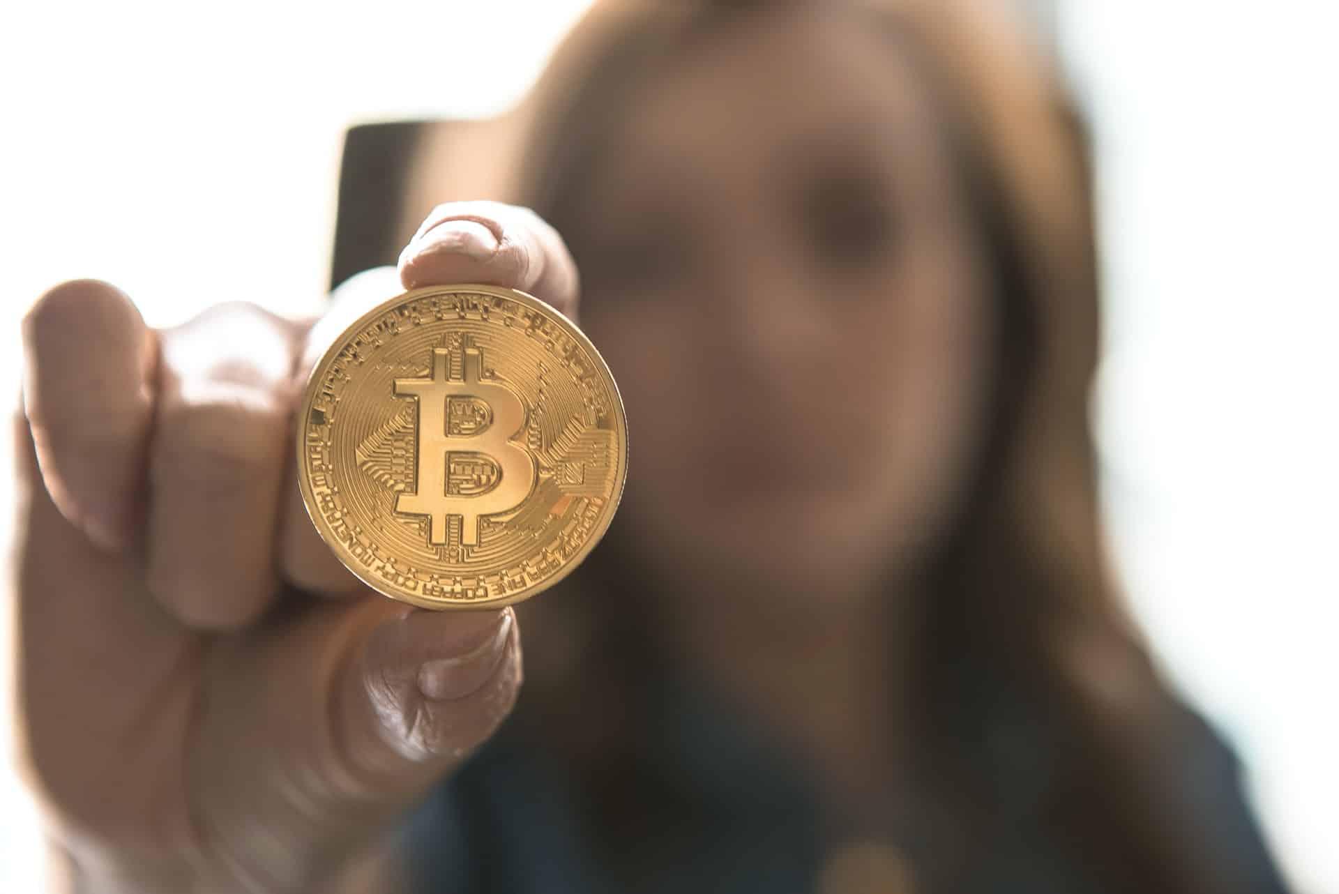 Dealing Bitcoin Business Header Image
