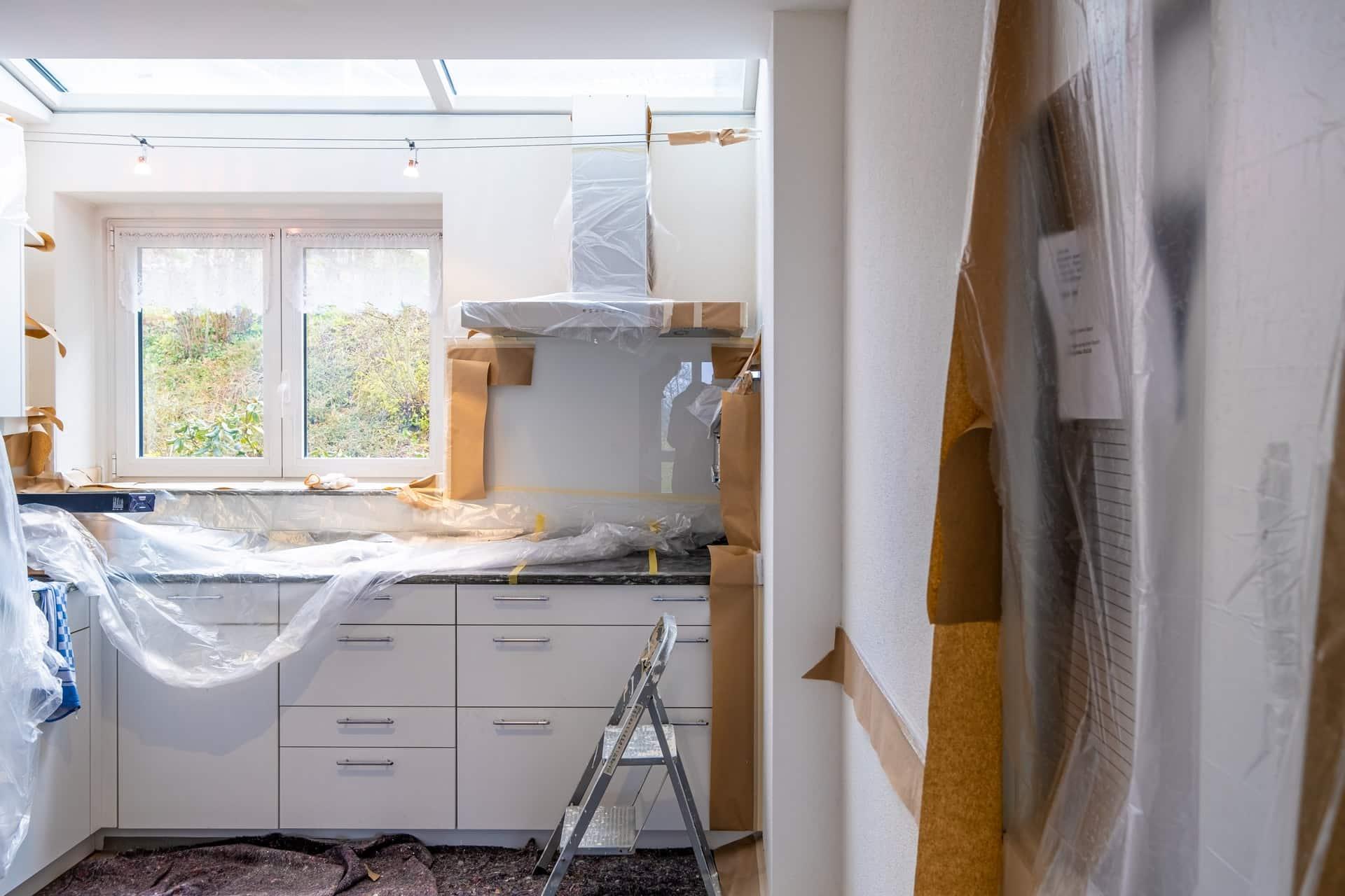 Home Renovations Financing Header Image