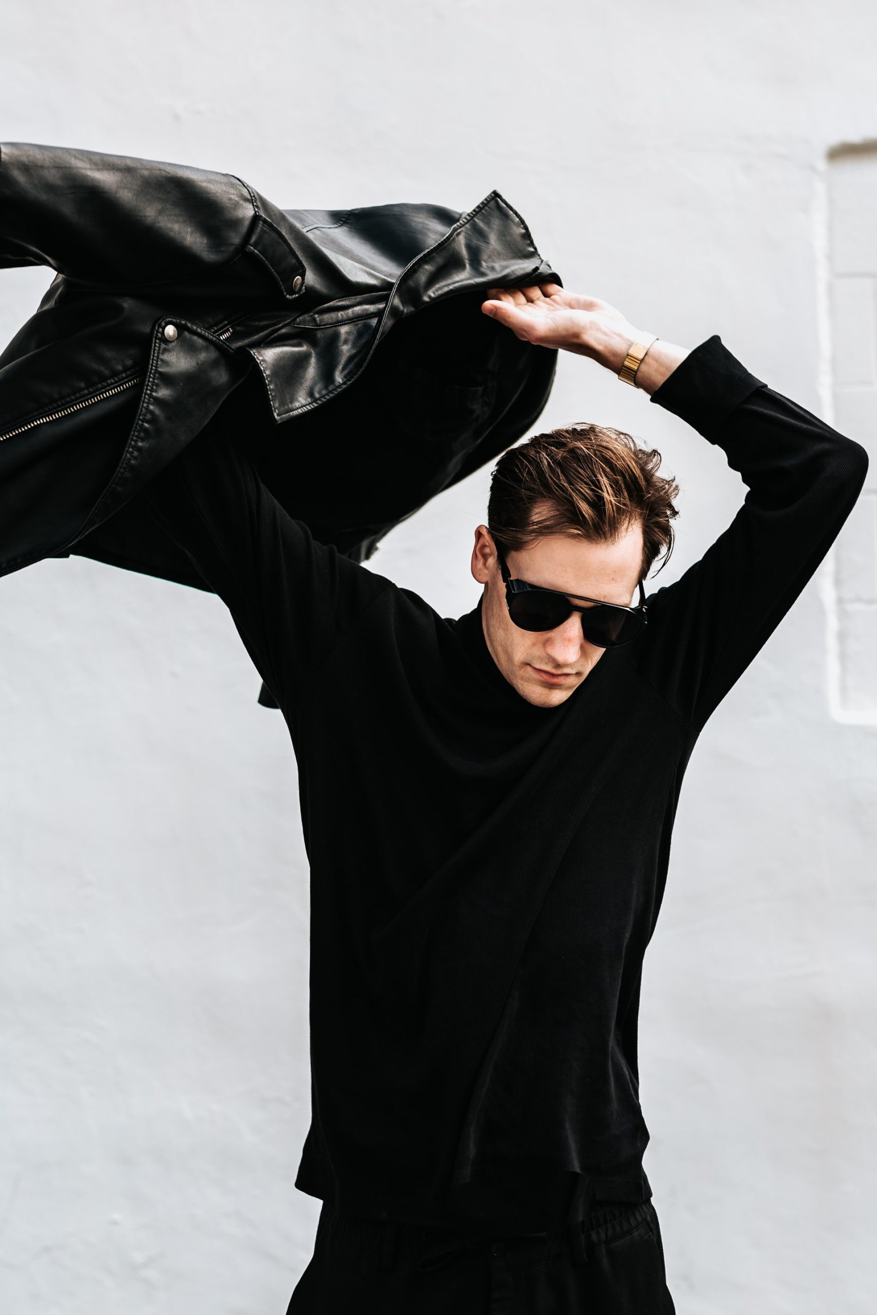 Leather Jacket Tips Article Image