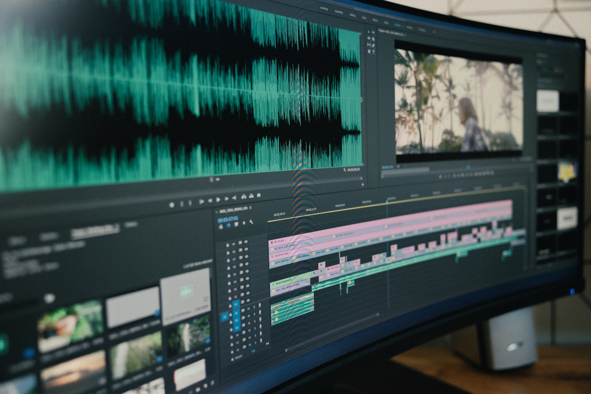 Online Video Editors Leap Header Image