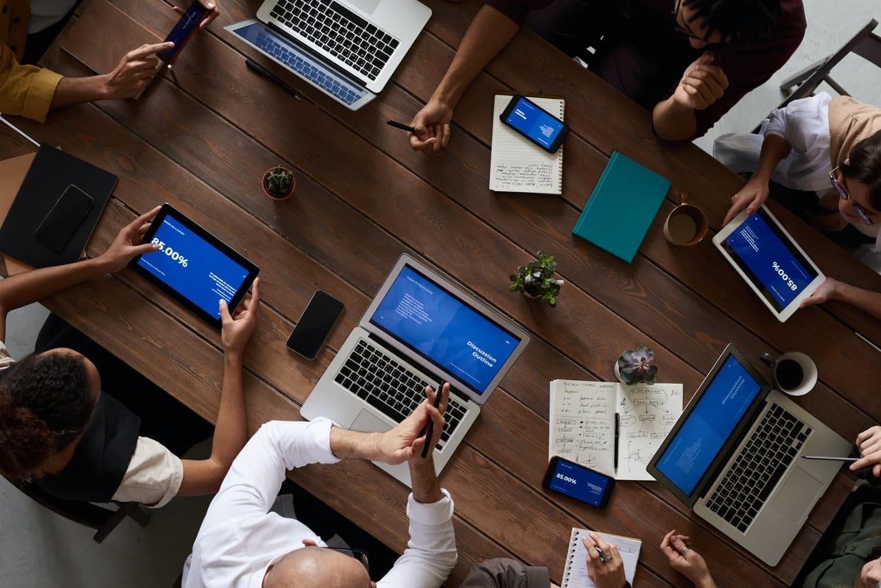 Productivity Office Tech Header Image