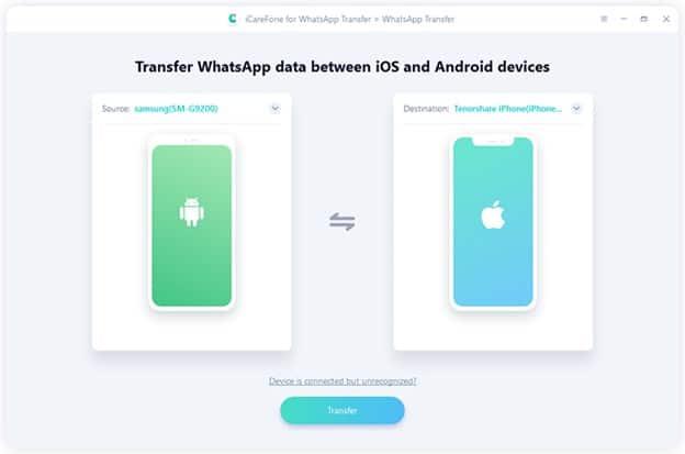 Transfer WhatsApp Data Article Image 1