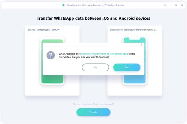 Transfer WhatsApp Data Article Image 2