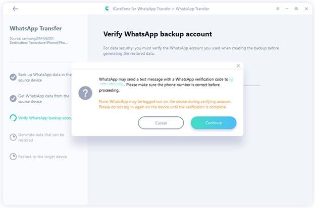 Transfer WhatsApp Data Article Image 7
