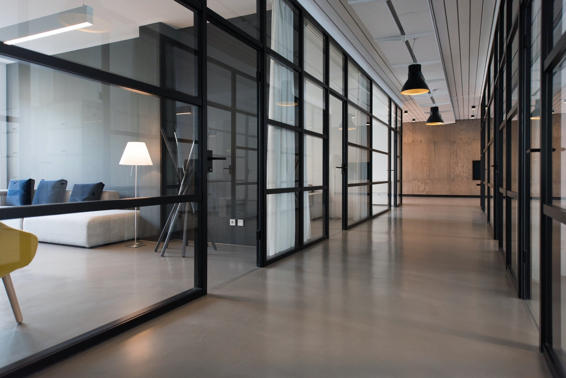 Business Office Space Management Header Image