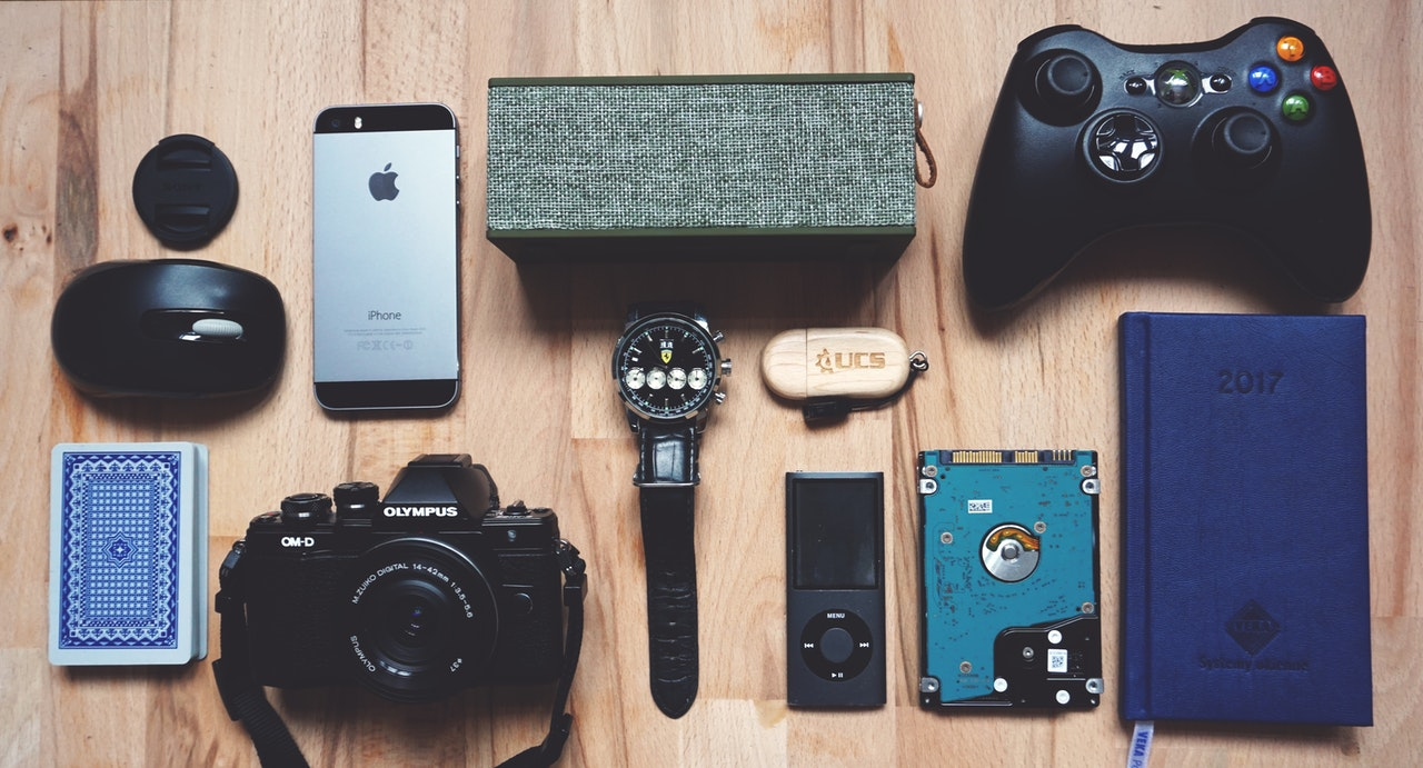 Gadgets Tech Enthusiasts Header Image