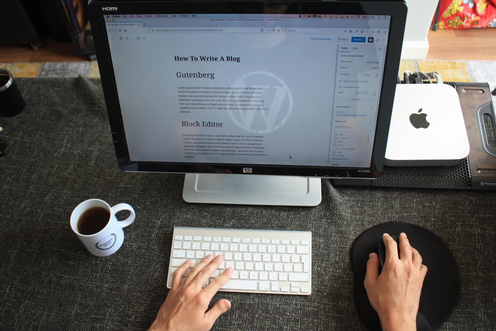 Guest Blogging Earn Profit Website Header Image