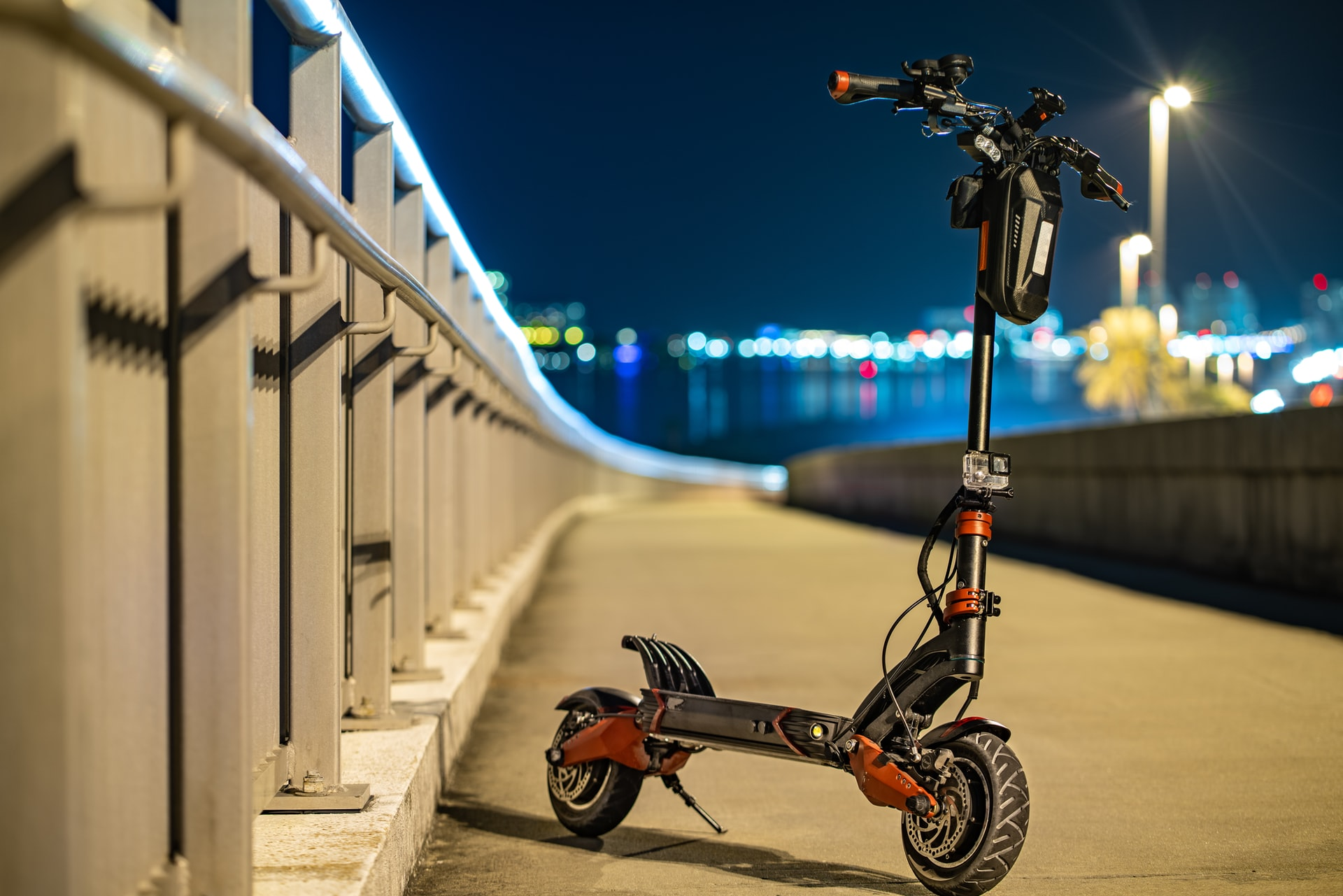 Investing Electric Scooter Header Image