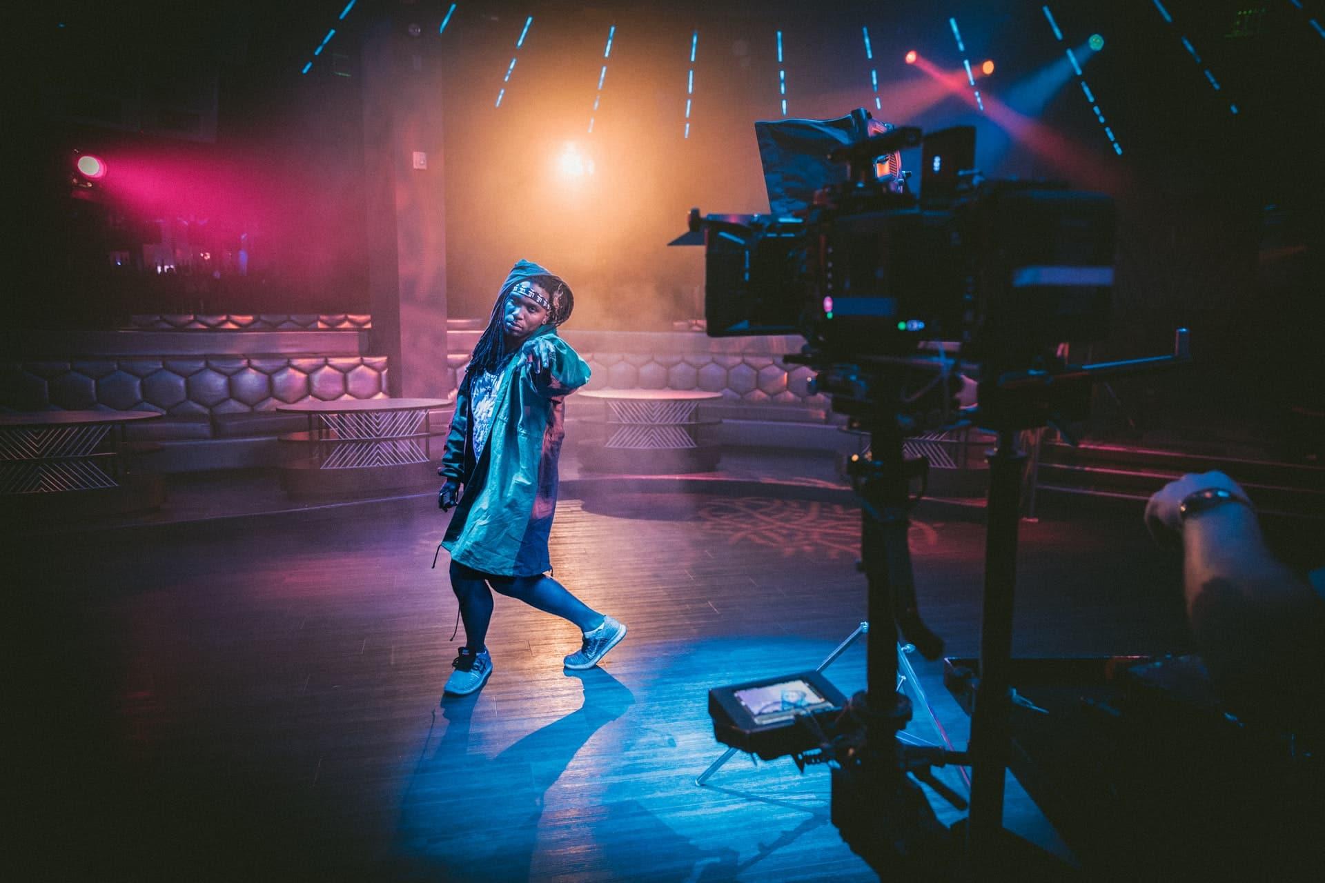 Market Music Video Header Image