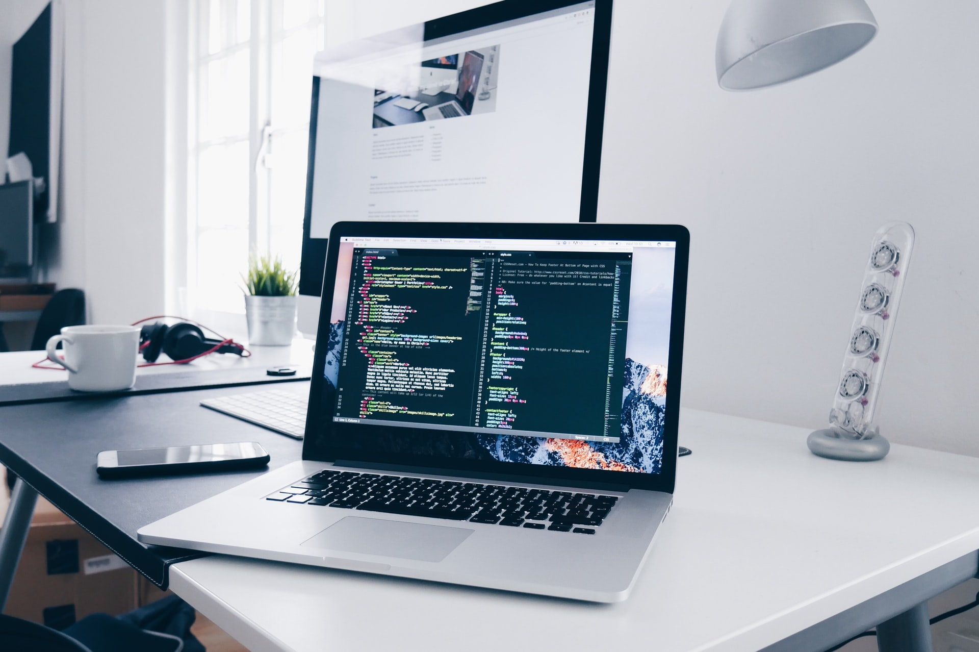 Guidelines Hiring Web Design Company Header Image
