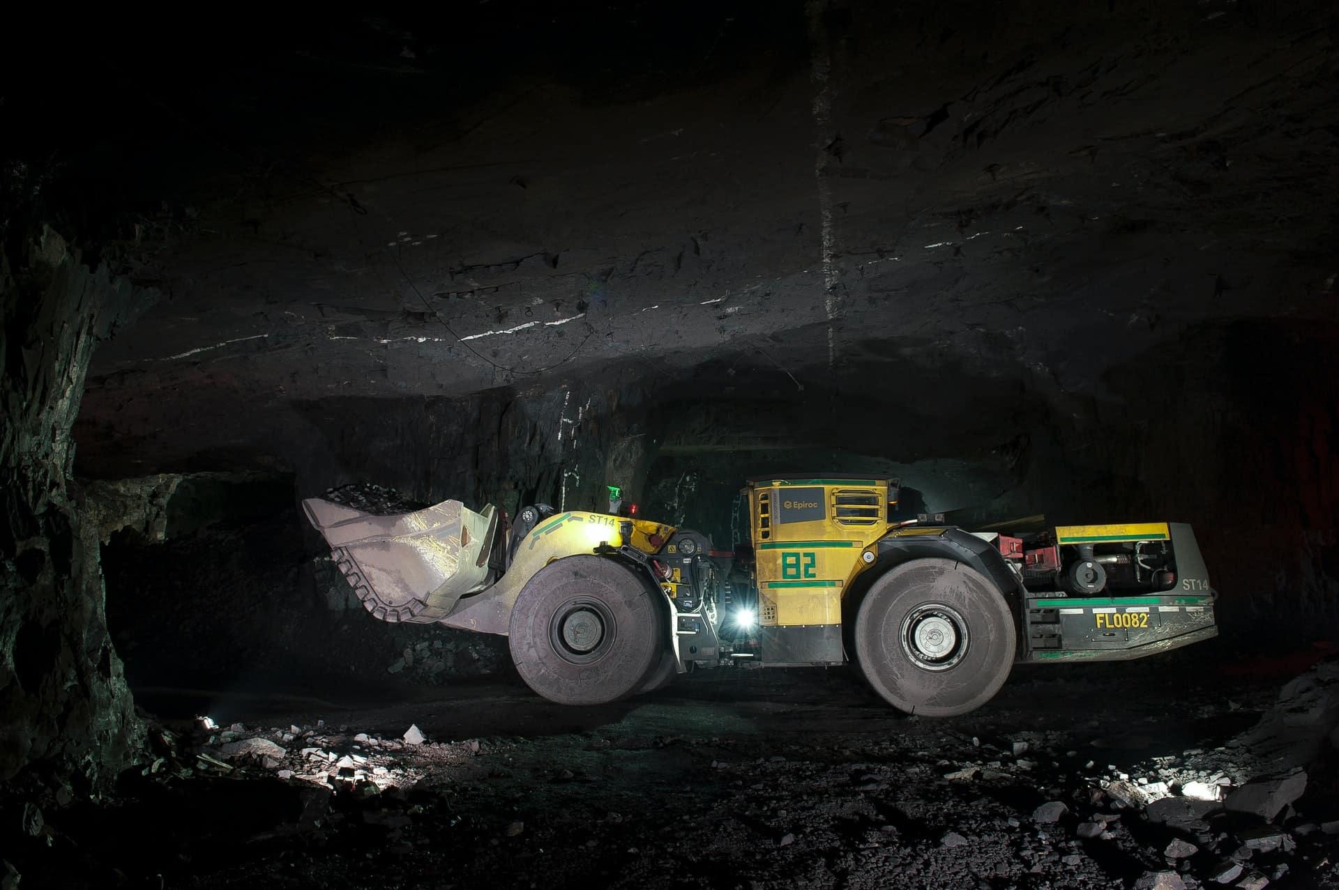 Underground Mining Technology Header Image